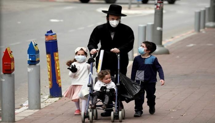 إسرائيل تسجل 5500 إصابة جديدة بفيروس كورونا