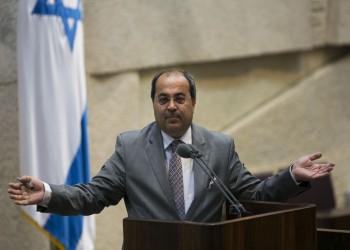 تعليقا على اتفاقيات التطبيع.. الطيبي يدعو إسرائيل لتحقيق السلام مع مواطنيها العرب أولا