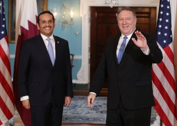 قطر وأمريكا قلقتان بشأن التأثيرات الضارة للأزمة الخليجية