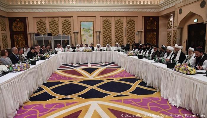 طالبان من الدوحة: لن نوقف إطلاق النار بأفغانستان دون اتفاق شامل ونهائي