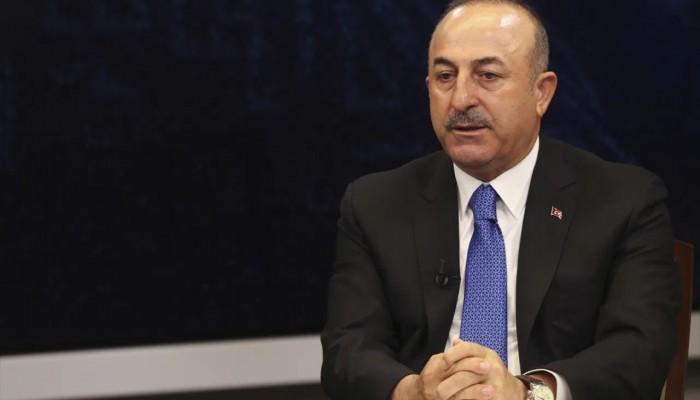 اتفاقية بحرية.. جاويش أوغلو يكشف عن تواصل مخابراتي بين تركيا ومصر