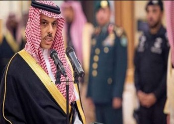 وزير الخارجية السعودي يبحث العلاقات الثنائية مع نظيره الصيني
