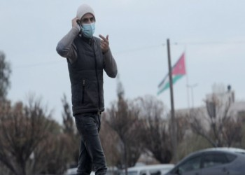 الأردن يسجل أعلى حصيلة يومية في إصابات كورونا