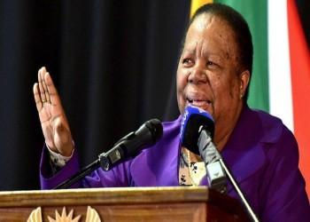 جنوب أفريقيا تؤكد موقفها الثابت بدعم القضية الفلسطينية