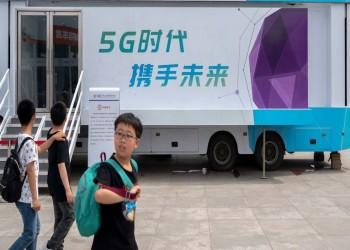 في أقل من عام .. 110 ملايين مستخدم للجيل الخامس بالصين