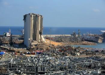 العثور على 1.3 طن من المفرقعات في مرفأ بيروت