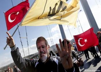 العربية: تركيا رفضت طلبا مصريا بتسليم قيادات الإخوان