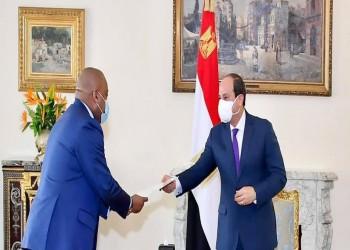 الكونجو تؤكد دعم لمصر في مفاوضات سد النهضة