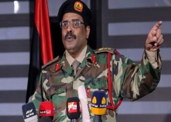 المسماري: فتحنا خط حوار مع المجلس الرئاسي لحل إشكاليات الأزمة الليبية