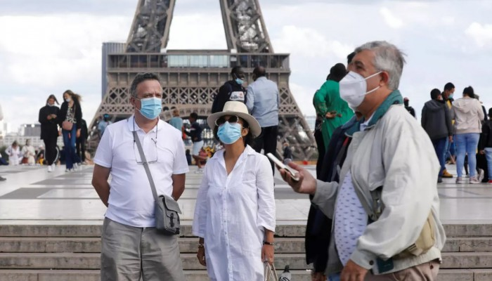 كورونا يواصل تسجيل إصابات قياسية يومية في فرنسا
