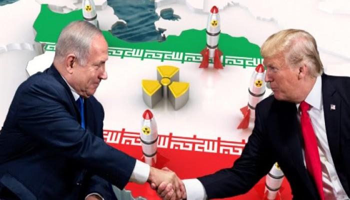 إيران والتحالف الإماراتي البحريني الإسرائيلي