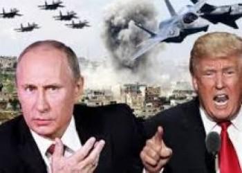 سوريا وروسيا والوجود الأمريكي