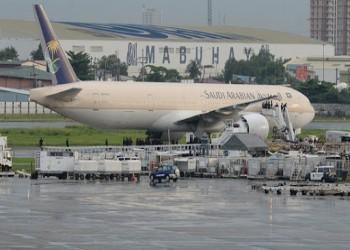 مباشرة من الرياض.. طائرة خاصة تقل أمين التعاون الخليجي تحط بمطار الدوحة القديم