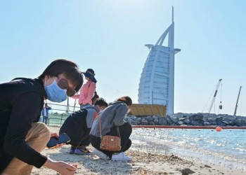 الإمارات تسجل 679إصابة جديدة بكورونا