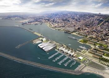 شريطة ألا تتجاوز 30%.. إسرائيل تسمح بحصة لموانئ دبي في ميناء حيفا