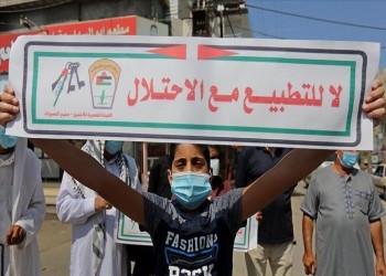 41 منظمة كويتية تطالب بقانون يجرم التطبيع مع إسرائيل