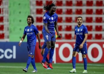 بعد لقاء فريق إيراني.. 3 إصابات كورونا جديدة بصفوف الهلال السعودي