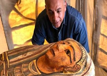 مصر تكتشف 27 تابوتا تعود إلى أكثر من 2500 عام