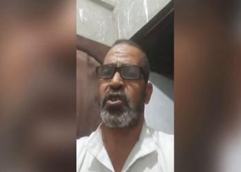 مواطن مصري تظاهر ضد السيسي.. ماذا حدث له؟(فيديو)