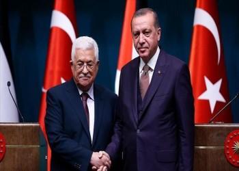 عباس يطلب من أردوغان دعم المصالحة والانتخابات الفلسطينية
