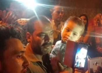 كشف لغز اختفاء طفلة مصرية لمدة 6 أيام