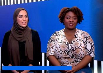طالبة محجبة من أصول جزائرية تتعرض لحملة تشويه في فرنسا