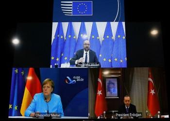 أردوغان يؤكد أهمية تفعيل الحوار لحل خلافات شرق المتوسط