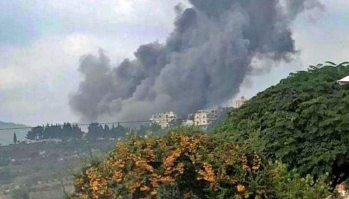 رويترز: انفجار جنوب لبنان وقع بمخزن أسلحة لحزب الله