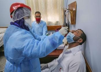 الصحة الفلسطينية: إسرائيل أفسدت 100 ألف مسحة كورونا