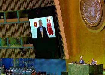 أردوغان يدعو لإصلاح الأمم المتحدة: لا يمكن لـ5 دول التحكم بالبشرية