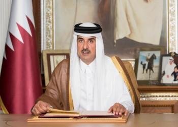 أمير قطر: إسرائيل تلتف على المبادرة العربية.. وهذا هو حل الأزمة الخليجية