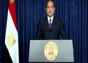 السيسي: النيل ليس حكرا.. ولا ينبغي التفاوض بلا نهاية حول سد النهضة