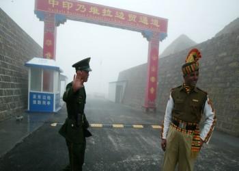 اتفاق هندي صيني لوقف تدفق الجنود إلى الحدود المتنازع عليها