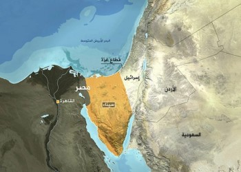 صحفي إسرائيلي يهدد بإعادة احتلال سيناء حال سقوط السيسي