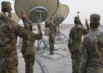 أمريكا تنشر أول قوة فضائية في قاعدة العديد بقطر