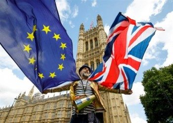 موافقة بريطانية على تسوية حول مشروع قانون بريكست