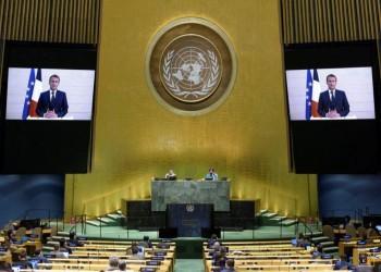 ماكرون يطالب بسرعة إعادة السلطة للمدنيين في مالي
