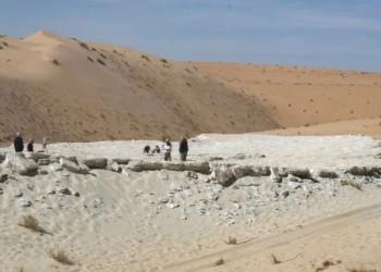 أسرار الكشف عن آثار بشر قبل 120 ألف عام بالجزيرة العربية
