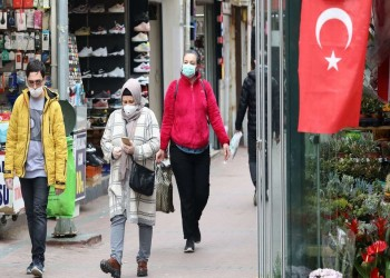 تركيا تسجل 1767 إصابة و72 وفاة جديدة بكورونا