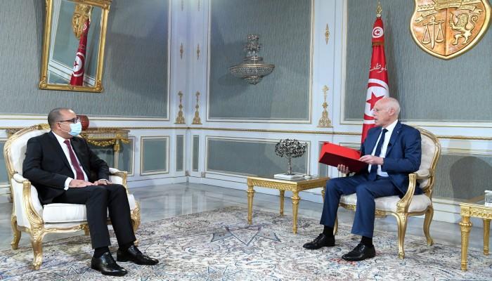 الرئيس التونسي يرفض تعيين المشيشي شخصيات من نظام بن علي بالحكومة