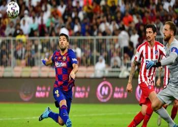 رسميا.. أتليتكو مدريد يعلن التعاقد مع سواريز