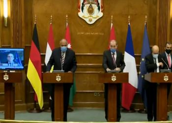 قمة عمّان تدعو لإحياء عملية السلام وتفعيل حل الدولتين