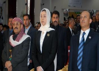 رغد صدام حسين تهنيء السعودية بالذكرى الـ90 لليوم الوطني