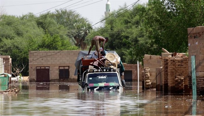 الأمم المتحدة: تضرر 830 ألف شخص جراء فيضانات السودان