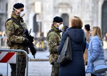 وزير الصحة الإيطالي: وضع كورونا أصبح خطيرا بالبلاد
