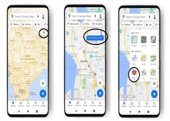خرائط جوجل تكشف معدل إصابات كورونا في منطقتك