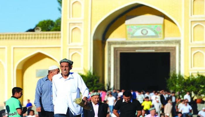الصين دمرت آلاف المساجد في شينجيانج خلال السنوات الأخيرة