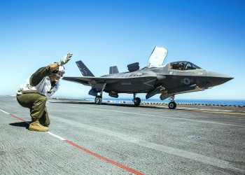 رسميا.. الإمارات تتقدم بطلب شراء مقاتلات إف 35