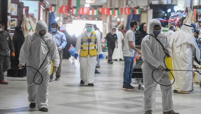 758 إصابة جديدة بكورونا خلال الـ24 ساعة الماضية في الكويت
