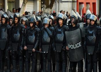 مقتل متظاهر مصري بخرطوش الشرطة جنوب القاهرة